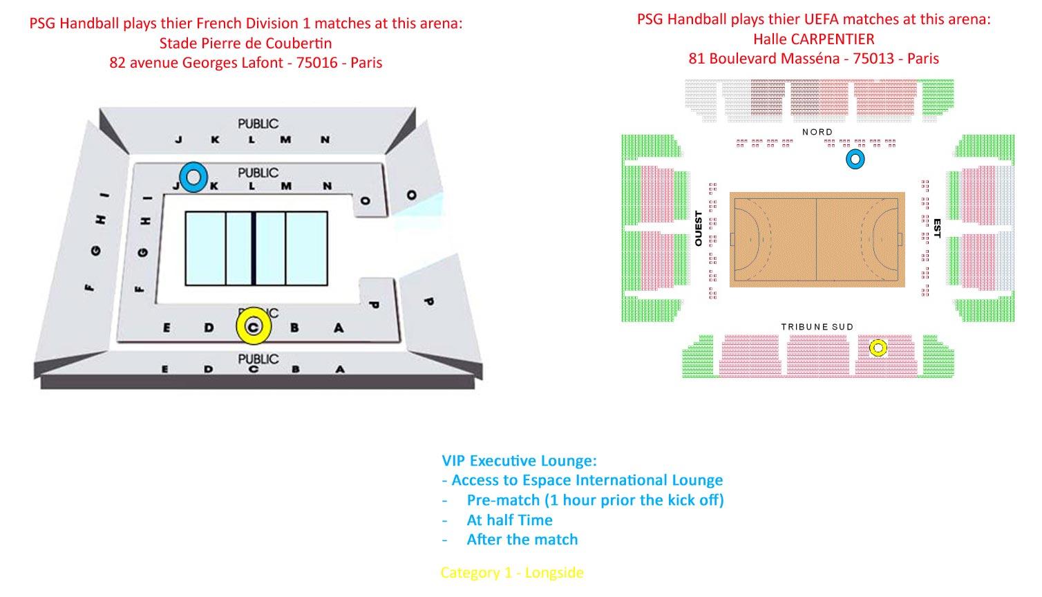 Tickets To Paris Saint Germain Handball And Mikkel Hansen In Paris Book Psg Handball Here