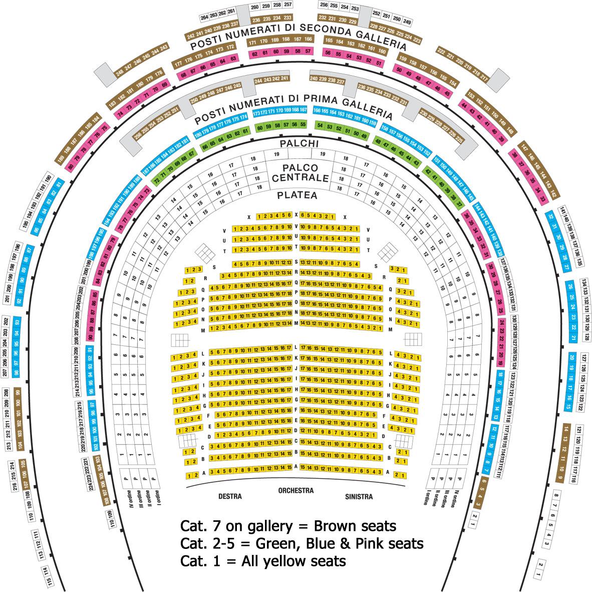 Billets Pour Teatro Alla Scala Billetsmilan Fr