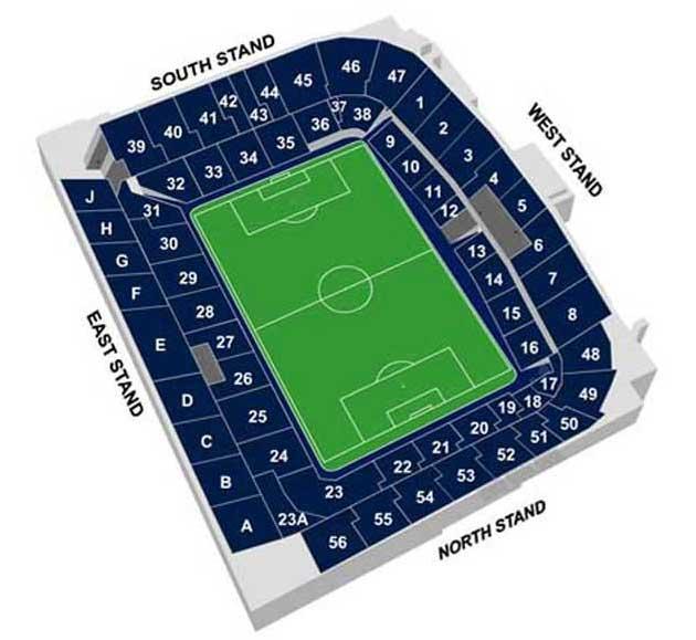 Tottenham Hotspur Vs Man United Tickets: LondonFootballInternational.com