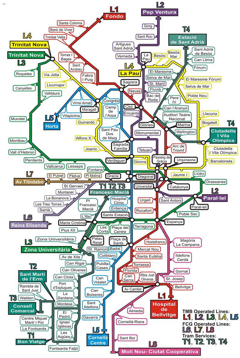 tunnelbana rom karta Kontakta BarcelonaBiljett.se tunnelbana rom karta